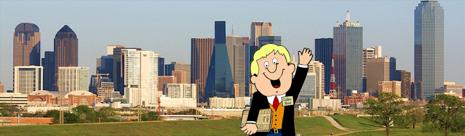 Welcome to Coffee News® of Tarrant County! Fun Reading...Serious Advertising